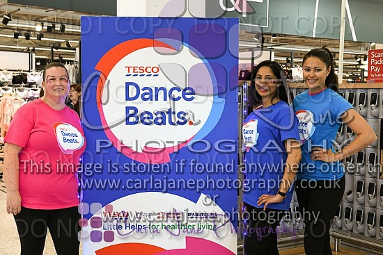 Tesco Dance Beats Loughborough 03-07-2019